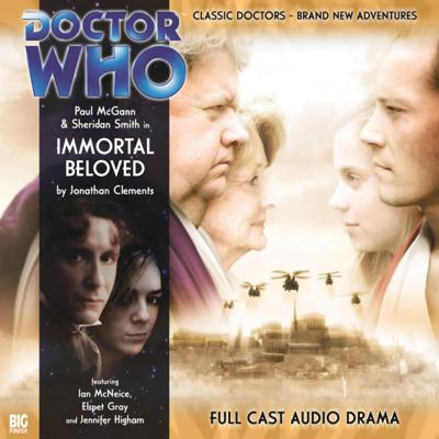Doctor Who - Eighth Doctor Adventures - 1.4 - Immortal Beloved reviews