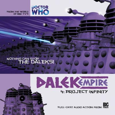 Doctor Who - Dalek Empire - 1.4 - Project Infinity reviews
