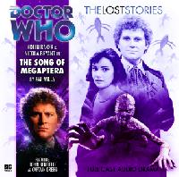 Doctor Who - The Lost Stories - 1.7 - The Song of Megaptera reviews