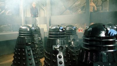 Doctor Who - Classic TV Series - Planet of the Daleks reviews