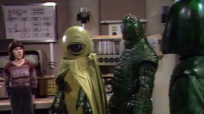 Doctor Who - Classic TV Series - The Monster of Peladon reviews