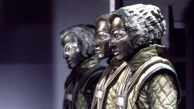 Doctor Who - Classic TV Series - The Robots of Death reviews