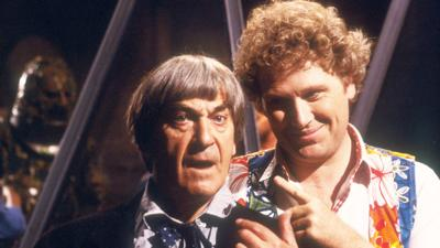 Doctor Who - Classic TV Series - The Two Doctors reviews