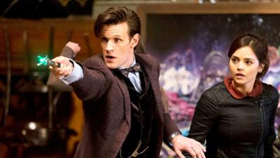 Doctor Who - New TV Series - 7.13 - Nightmare in Silver reviews