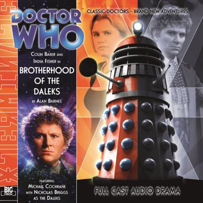 Doctor Who - Monthly Series - 114. Brotherhood of the Daleks reviews