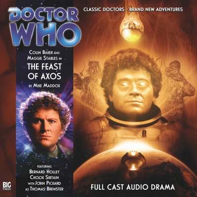 Doctor Who - Monthly Series - 144. The Feast of Axos reviews