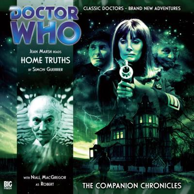 Doctor Who - Companion Chronicles - 3.5 - Home Truths reviews
