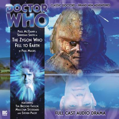 Doctor Who - Eighth Doctor Adventures - 2.6 - The Zygon Who Fell to Earth reviews