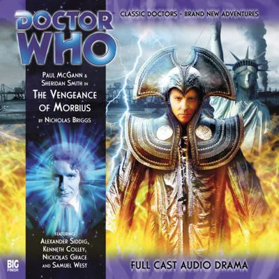 Doctor Who - Eighth Doctor Adventures - 2.8 - Vengeance of Morbius reviews