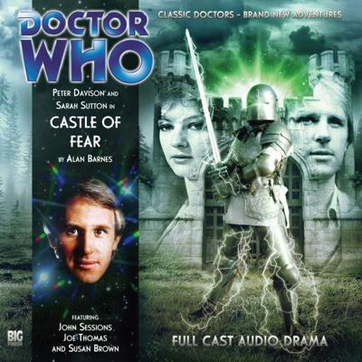 Doctor Who - Monthly Series - 127. Castle of Fear reviews