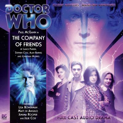 Doctor Who - Monthly Series - 123c. The Company of Friends - Izzy's Story reviews