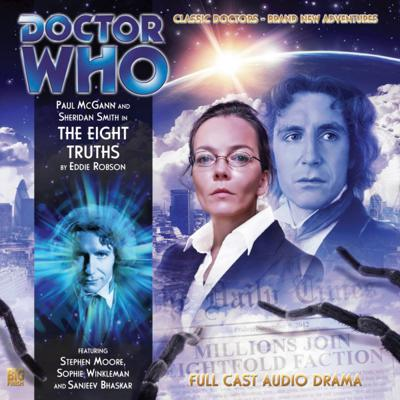 Doctor Who - Eighth Doctor Adventures - 3.7 - The Eight Truths reviews