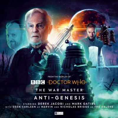 Doctor Who - The War Master - 4.3 - Shockwave reviews