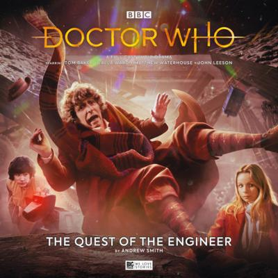 Doctor Who - Fourth Doctor Adventures - 9.4 -  The Quest of the Engineer reviews