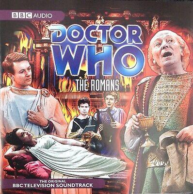 Doctor Who - BBC Audiobooks - The Romans (Narrated Soundtrack) reviews
