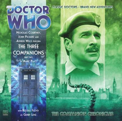 Doctor Who - Companion Chronicles - The Three Companions : The Brigadier's Story reviews