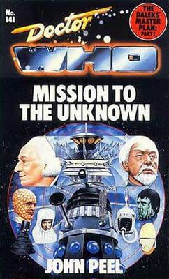 Doctor Who - Target Novels - The Daleks' Master Plan : Part 1 - Mission To The Unknown reviews