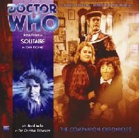 Doctor Who - Companion Chronicles - 4.12 - Solitaire reviews