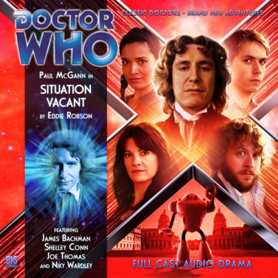 Doctor Who - Eighth Doctor Adventures - 4.2 - Situation Vacant reviews