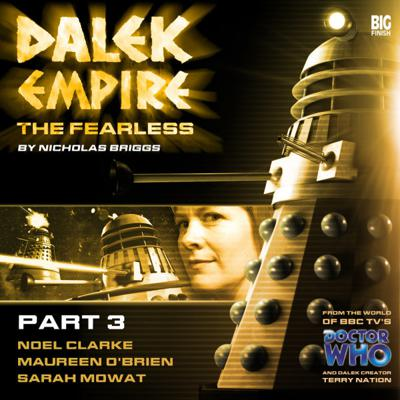Doctor Who - Dalek Empire - 4.3 - The Fearless - Part 3 reviews