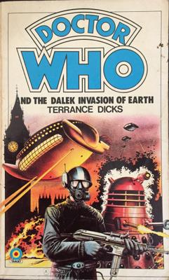 Doctor Who - Target Novels - Doctor Who and the Dalek Invasion of Earth reviews