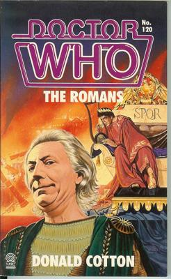 Doctor Who - Target Novels - The Romans reviews