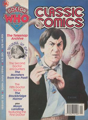 Doctor Who - Comics & Graphic Novels - Time In Reverse reviews