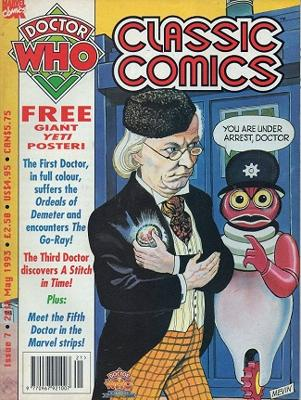 Doctor Who - Comics & Graphic Novels - The Ordeals of Demeter reviews