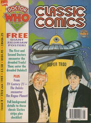 Doctor Who - Comics & Graphic Novels - Return of the Trods reviews