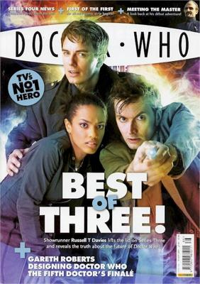 Doctor Who - Comics & Graphic Novels - The First reviews