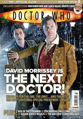 Doctor Who - Comics & Graphic Novels - The Stockbridge Child reviews