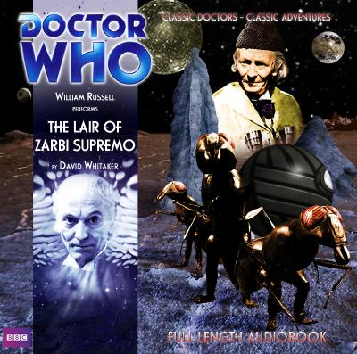 Doctor Who - BBC Audiobooks - The Lair of Zarbi Supremo reviews
