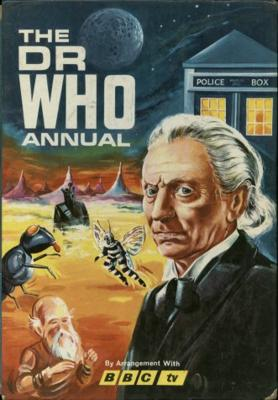 Doctor Who - Annuals - The Monsters from Earth reviews