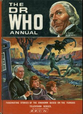 Doctor Who - Annuals - The Devil-Birds of Corbo reviews