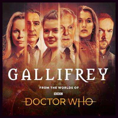 Doctor Who - Gallifrey - 3.4 - Unity reviews