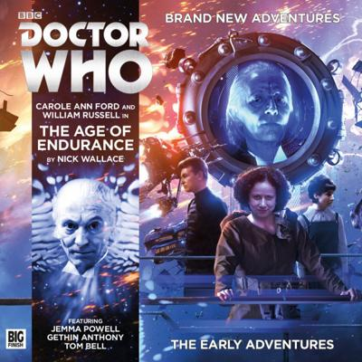 Doctor Who - Early Adventures - 3.1.3 - A Fight for Survival reviews