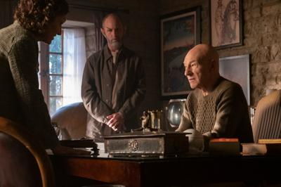 Star Trek - Picard - S01E02 - Maps and Legends reviews