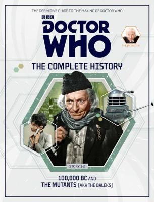 Doctor Who - Novels & Other Books - Doctor Who : The Complete History - TCH 1 reviews