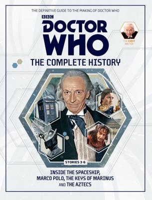 Doctor Who - Novels & Other Books - Doctor Who : The Complete History - TCH 2 reviews