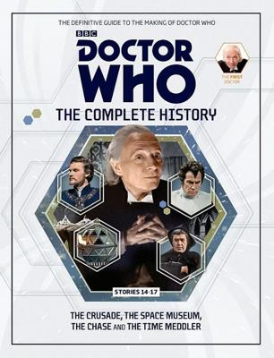 Doctor Who - Novels & Other Books - Doctor Who : The Complete History - TCH 5 reviews