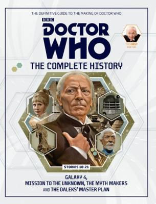 Doctor Who - Novels & Other Books - Doctor Who : The Complete History - TCH 6 reviews