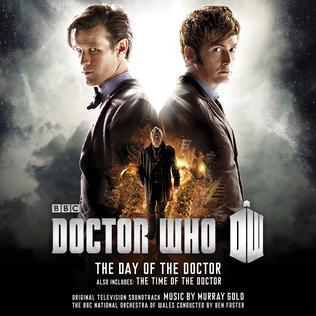 Doctor Who - Music - Doctor Who - The Day of the Doctor and The Time of the Doctor (Soundtracks) reviews