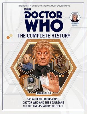 Doctor Who - Novels & Other Books - Doctor Who : The Complete History - TCH 15 reviews