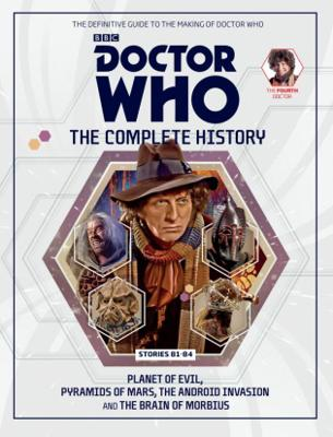 Doctor Who - Novels & Other Books - Doctor Who : The Complete History - TCH 24 reviews