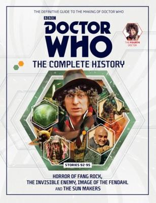Doctor Who - Novels & Other Books - Doctor Who : The Complete History - TCH 27 reviews