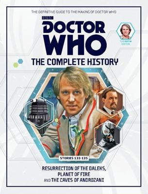 Doctor Who - Novels & Other Books - Doctor Who : The Complete History - TCH 39 reviews