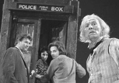 Doctor Who - Classic TV Series - An Unearthly Child reviews