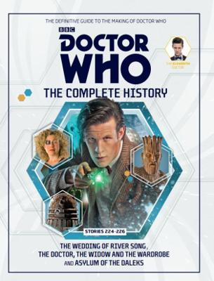 Doctor Who - Novels & Other Books - Doctor Who : The Complete History - TCH 70 reviews