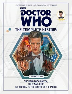 Doctor Who - Novels & Other Books - Doctor Who : The Complete History - TCH 73 reviews