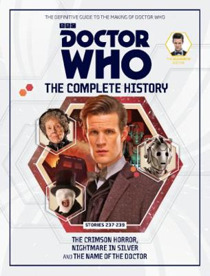 Doctor Who - Novels & Other Books - Doctor Who : The Complete History - TCH 74 reviews